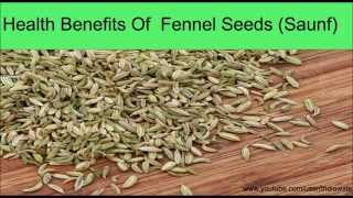 getlinkyoutube.com-Health Benefits of Fennel seeds(Saunf) in Hindi, सौंफ के फायदे, Fennel seeds for weight loss