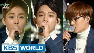getlinkyoutube.com-EXO - Sing For You / Unfair (불공평해) [Music Bank HOT Stage / 2015.12.18]