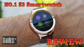 getlinkyoutube.com-NO.1 S3 Smartwatch REVIEW