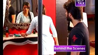 UNCUT | Madhubala Ek Ishq Ek Junoon :  Madhu & RK rehearsing for their love scene