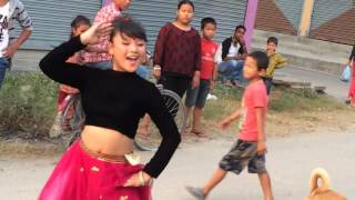 getlinkyoutube.com-Tihar dance in kawasoti 2015