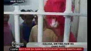 Gang Rape In Cavite
