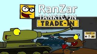 getlinkyoutube.com-Tanktoon: Trade-in. RanZar