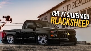 getlinkyoutube.com-Blacksheep | Chevy Silverado w/ e-Level