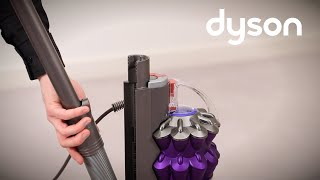 getlinkyoutube.com-Dyson Small Ball™ upright vacuum - Getting started (UK)