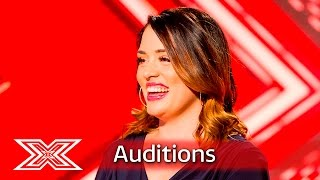 getlinkyoutube.com-Janet belts Zayn's Pillowtalk as she reunites with Simon | Auditions Week 2 | The X Factor UK 2016