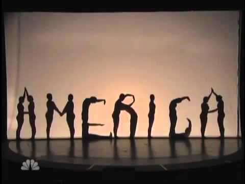 Silhouettes -  America's Got Talent  - Top 48 2011