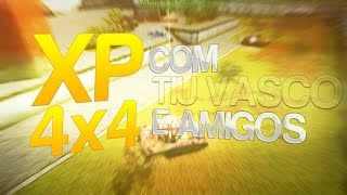 getlinkyoutube.com-« Tanki Online » ♦ XP 4X4 COM TIU VASCO E AMIGOS