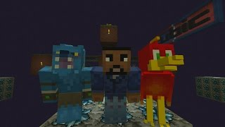 getlinkyoutube.com-Minecraft Xbox - Youtubers VS Subscribers - Cubic