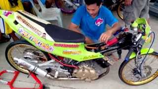 getlinkyoutube.com-Gumamela - Full Throttle Racing CDO (Suzuki Breed Wars Drag Race 2013 Champion in Mindanao)