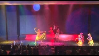 Indonesian Dance - Tari La Barong (Bali) by Nartana Buddhaya FIB-UI