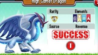 getlinkyoutube.com-Dragon City - High Comet Drago [Walkthrough Completed | Lap 1]
