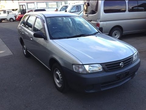 2005 Nissan AD sold to Kenya
