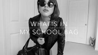 getlinkyoutube.com-What's in my bag 私の学校バックの中身は何かな〜?