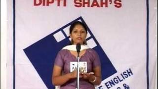 getlinkyoutube.com-Aarohi Shah - Testimonial - Dipti Shah's Institute of English, Public Speaking & Self-Development