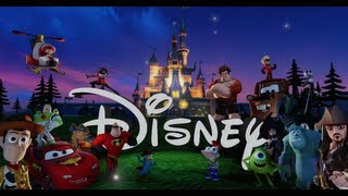 getlinkyoutube.com-Disney Infinity - Opening