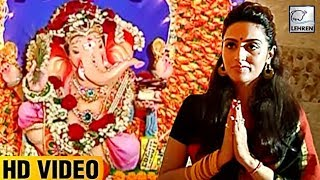 'Thapki Pyar Ki' Actress Monica Khanna TALKS About Her Preparations For Ganpati