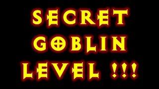 getlinkyoutube.com-Diablo 3 Goblin Secret Level PTR 80+ Million gold T6 !!!!