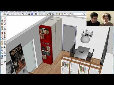 Come progettare un monolocale tutto per casa for Arredamento rustico ikea