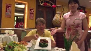 Golden Village Chinese Cuisine Restaurant @ Novotel Bangkok Suvarnabhumi Airport Hotel, Thailand.