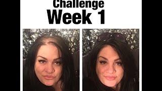 getlinkyoutube.com-Thin and Bald Hair Growth Challenge   WEEK 1