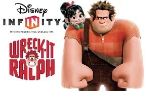 lets play: vanellope & wreck-it ralph - toy box share - sky gauntlet 2