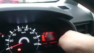 ムーヴx sa2 平均燃費表示