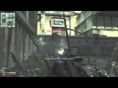 Mw3 | Multiplayer | Syndicate - Live Commentary - #6