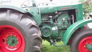 Oldtimer Traktoren Deutz F2M417  Bj.1941