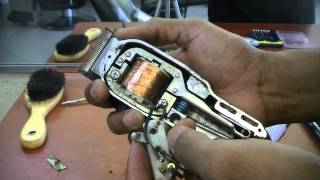 getlinkyoutube.com-How to replace the power cord on your wahl Senior by jrbarbershop