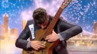 getlinkyoutube.com-Tom Ward - Australia's Got Talent Audition 2011