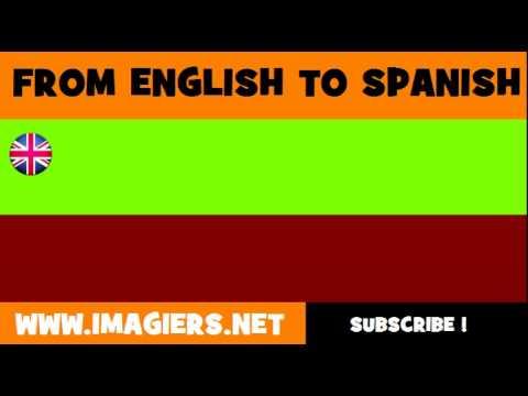 ESPAÑOL = INGLÉS = Partes de máquinas de perforación de pozos