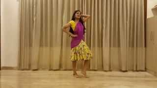 getlinkyoutube.com-Daaru peeke dance by Srujana Doddamane