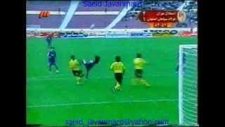 getlinkyoutube.com-Ali Samereh Goal Overhead Kick  برگردان علی سامره استقلال سپاهان