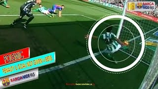 Penalty and Goal for Barca, not given against Betis (Jan 17)