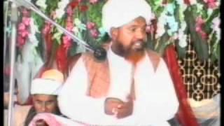 mufti ahmad saeedi astana ghos e zamaan dhinda sharif gujrat 2010