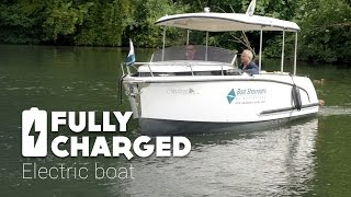 getlinkyoutube.com-Electric Boat | Fully Charged