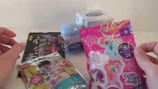 Blind Bag Saturday - Frozen, Doc Mcstuffins, MLP and Monster High