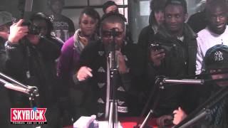 Alibi Montana & Lim - Freestyle Planete Rap Lundi