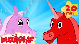 getlinkyoutube.com-My Magic Unicorn Morphle - Animation for Kids