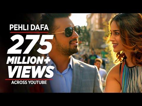 Atif Aslam: Pehli Dafa Song (Video) | Ileana D'Cruz | Latest Hindi Song 2017 | T-Series