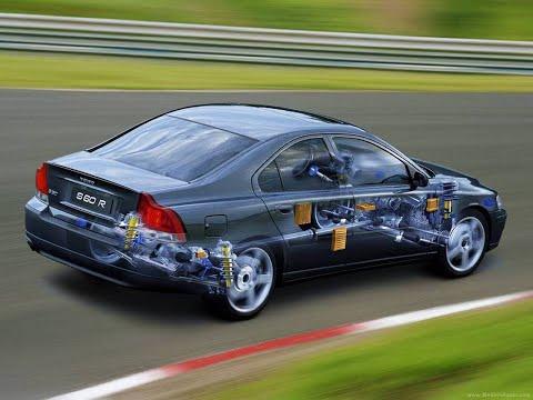 Ремонт подвески Вольво. Замена опорных подшипников Volvo s60 1 поколения