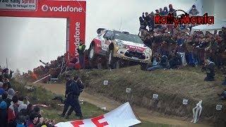 getlinkyoutube.com-WRC Fafe Rally Sprint 2014 - Crash & Show [HD]