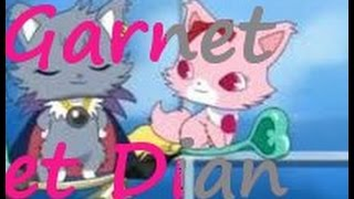 getlinkyoutube.com-Jewelpet Gang Garnet x Dian