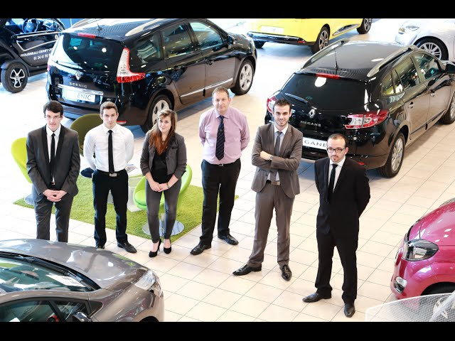 Garac Une Classe, Un Projet: Vente et Gestion Auto