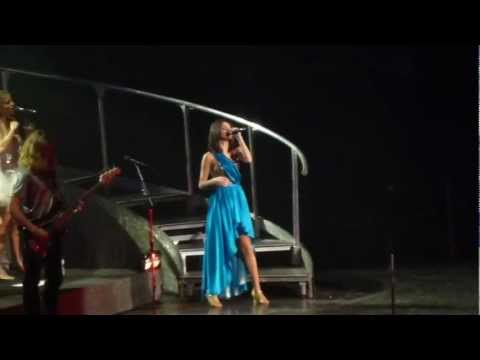 Selena Gomez - My Dilemma - #Winnipeg MTS Center - We Own the Night Tour Live 2011