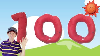 getlinkyoutube.com-Counting To 100 by 1s | Counting Numbers | Children, Preschool, Core Curriculum