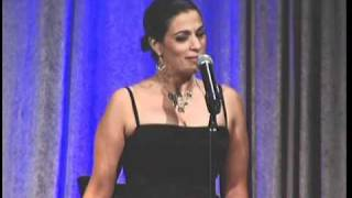 getlinkyoutube.com-Maysoon Zayid performs at ATFP Fourth Annual Gala