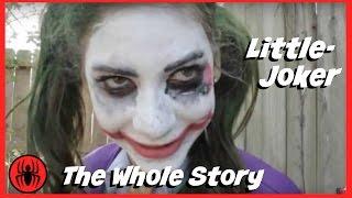 getlinkyoutube.com-The Whole Story: Little Heroes Joker w/ Spiderman, Batman, Paul Fun in Real Life Comic SuperHeroKids