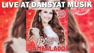 getlinkyoutube.com-Ayu Ting Ting - Sambalado [Live DahSyat Musik]